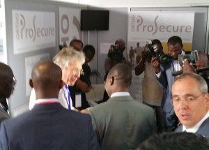 OrthoProSecure FATO 2016 Togo Minister of health